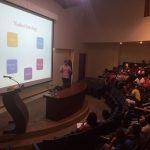 Nodos en la Universidad de San Buenaventura