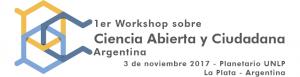 Lee más sobre el artículo 1er Workshop sobre Ciencia abierta y ciudadana – Argentina