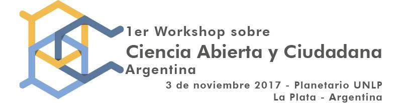 Lee más sobre el artículo Algunas imágenes del 1er Workshop de Ciencia Abierta y Ciudadana en Argentina